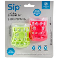 CogniKids- Natural Drinking Cup- Apple/Rose