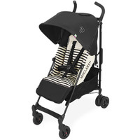 Maclaren Quest Stroller 2018- Railroad Stripe