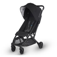 Uppababy Minu Stroller- Jake- Black Leather