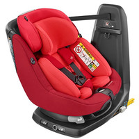 Maxi Cosi Axissfix Plus Car Seat - Vivid Red