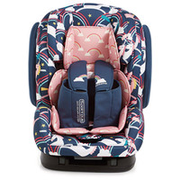Cosatto Hug Isofix Group Car Seat - Magic Unicorns.