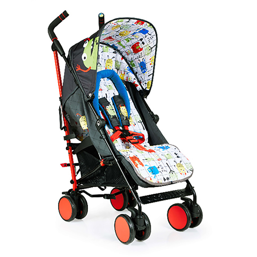 Cosatto Supa Stroller - Monster Mob