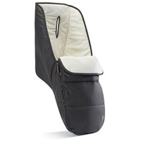 Baby Elegance Deluxe Footmuff- Charcoal