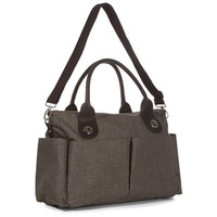 Baby Elegance Carry All Bag- Coffee