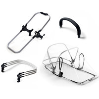 Bugaboo Donkey Duo Extension Kit- Aluminium