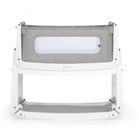 SnuzPod3 Bedside Crib Including Mattress - Dusk