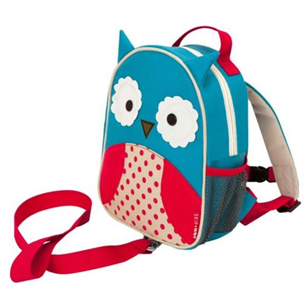 Skip Hop Zoo Let Backpack- Owl