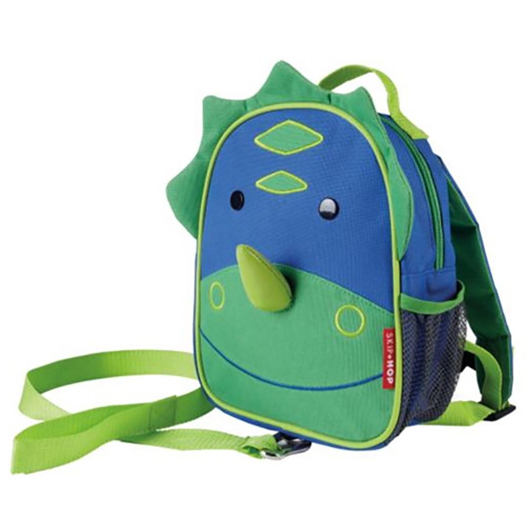 Skip Hop Zoo Let Backpack- Dinosaur