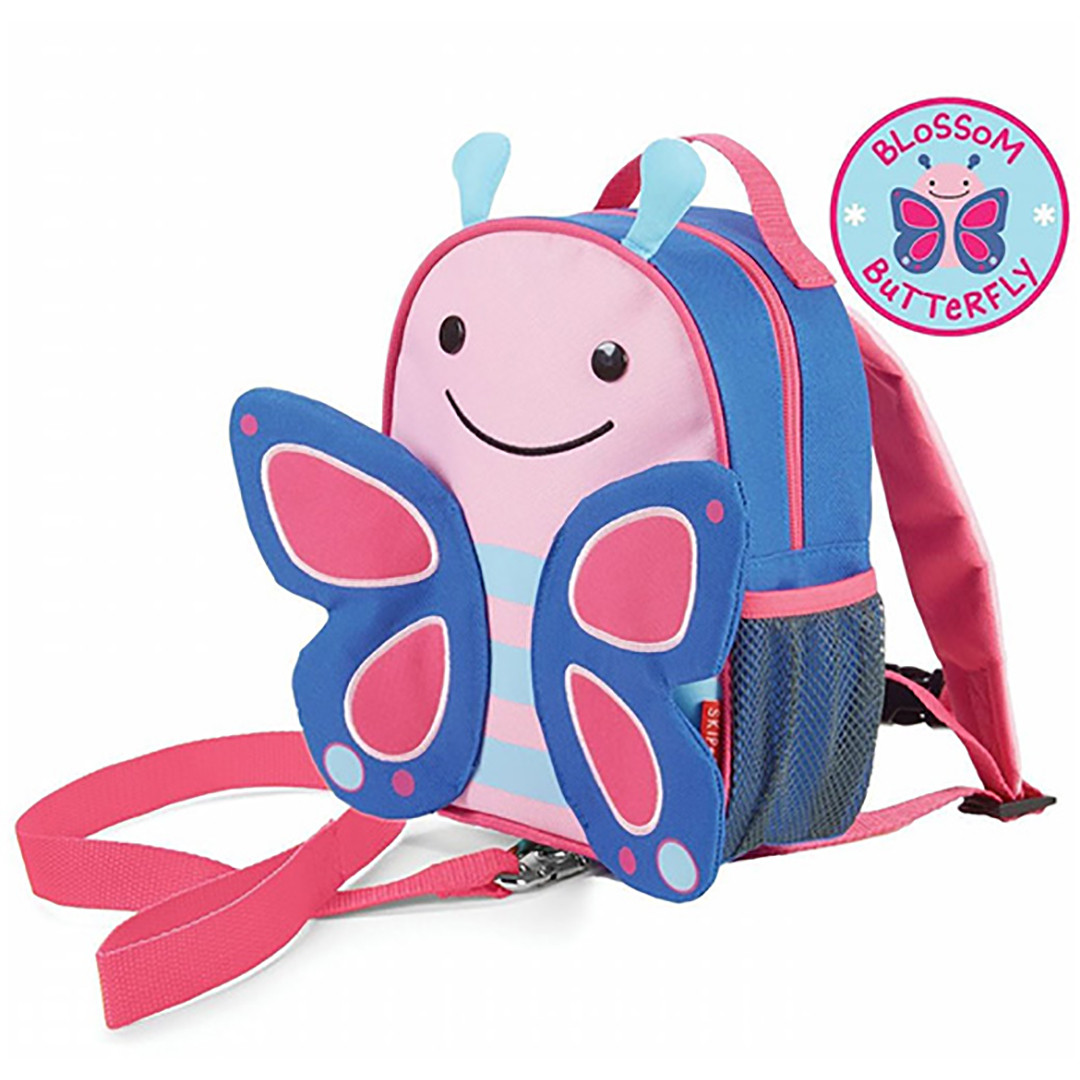 Skip Hop Zoo Let Backpack- Butterfly