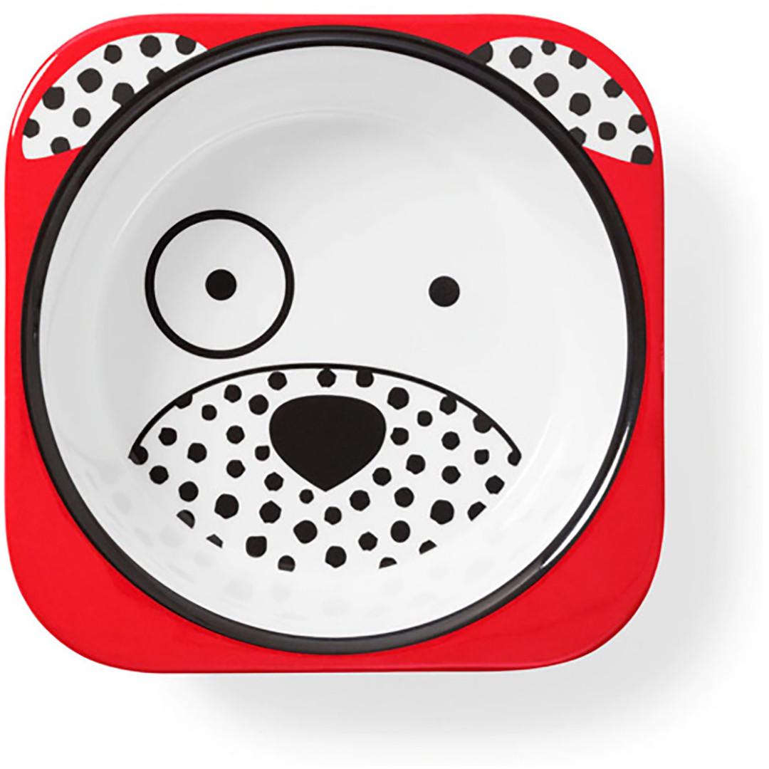 Skip*Hop Plate+Bowl Set - Dalmation