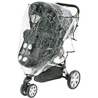 Baby Elegance 3 Wheel Rain Cover
