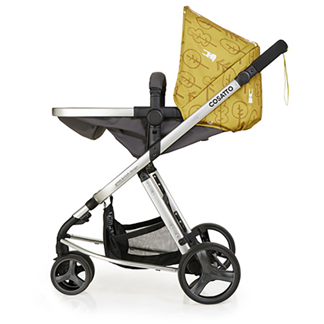 Giggle Mix Pram Ans Pushchair - Hop To It