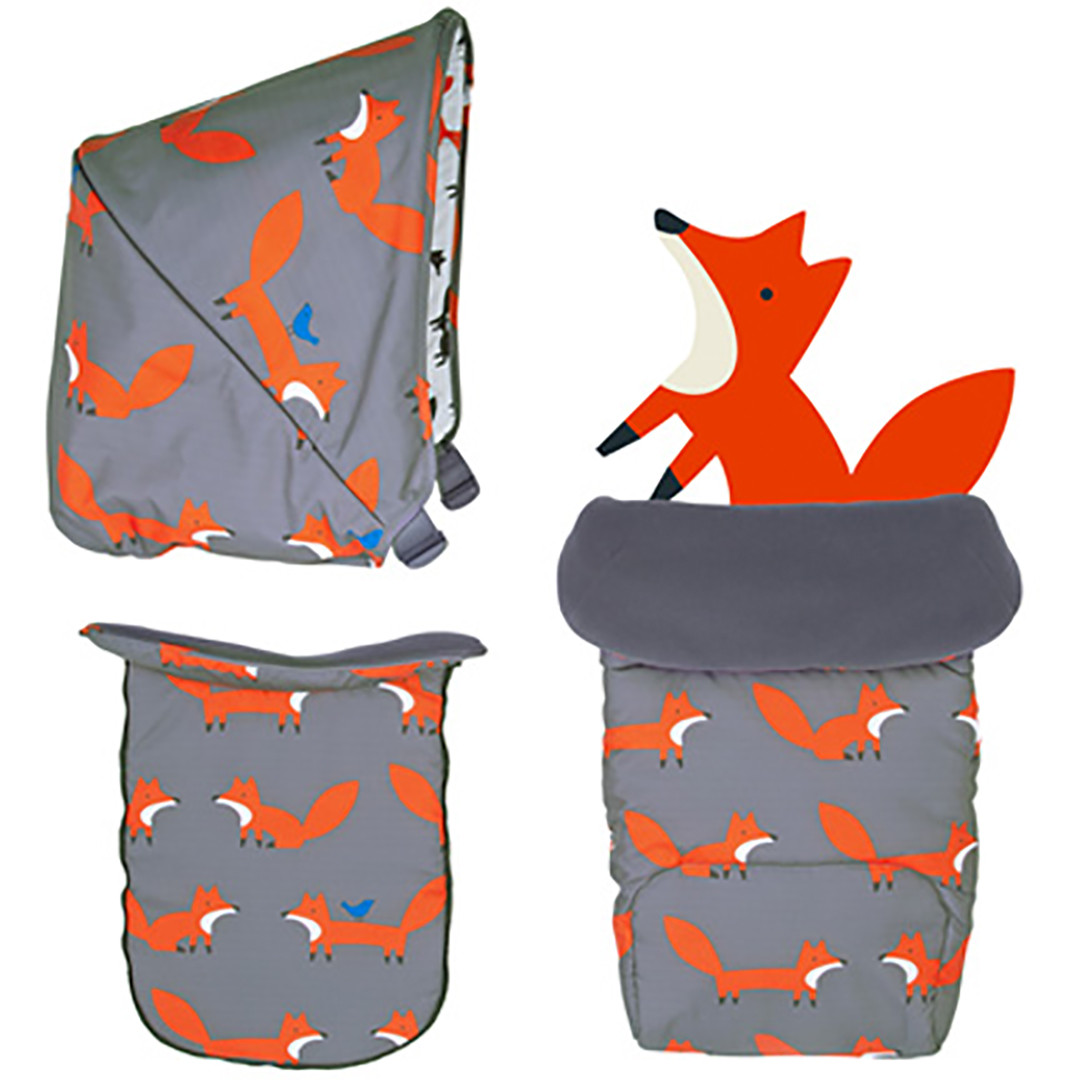 Giggle Mix Colour Pack - Mister Fox