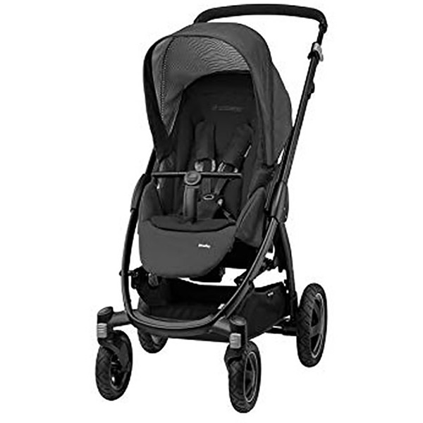 Maxi Cosi Stella Pushchair - Nomad Black