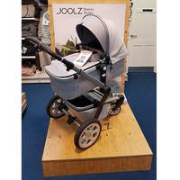 Joolz Day2 - Grigio + Maxi Cosi Car seat & Easyfix base