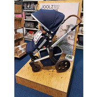 Joolz Day2 - Parrot Blue + Maxi Cosi Car Seat & Easyfix Base