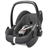 Maxi Cosi Pebble Plus I-Size Infant Car Seat - Black Crystal