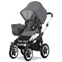 Bugaboo Donkey2 Complete Classic Collection - Grey Melange