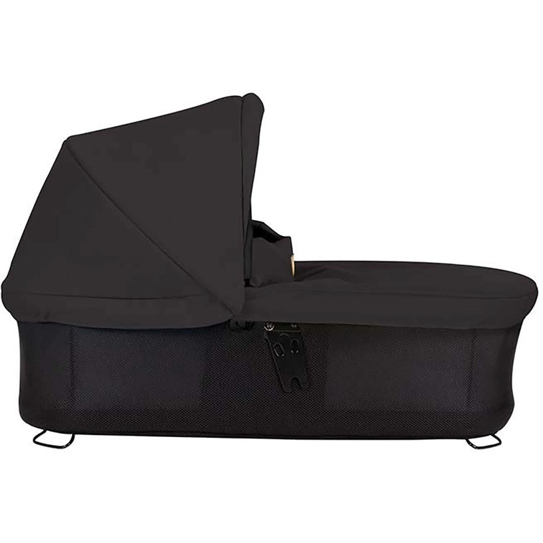 Mountain Buggy Mini &  Swift Carrycot -Black