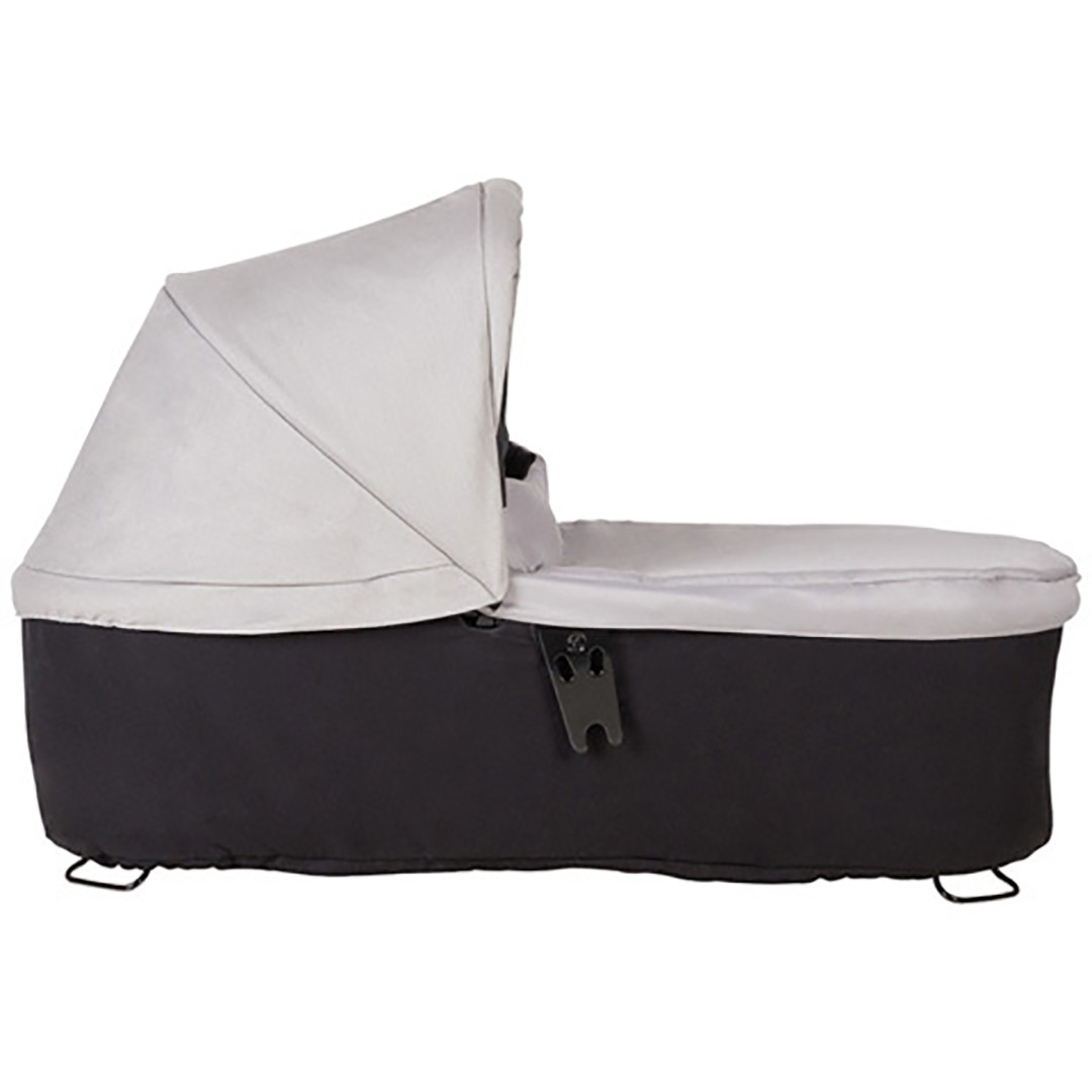 Mountain Buggy Mini &  Swift Carrycot - Silver