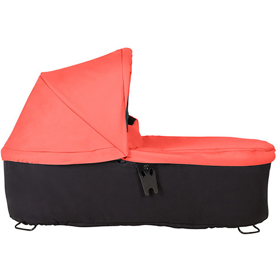 Mountain Buggy Mini &  Swift Carrycot - Coral