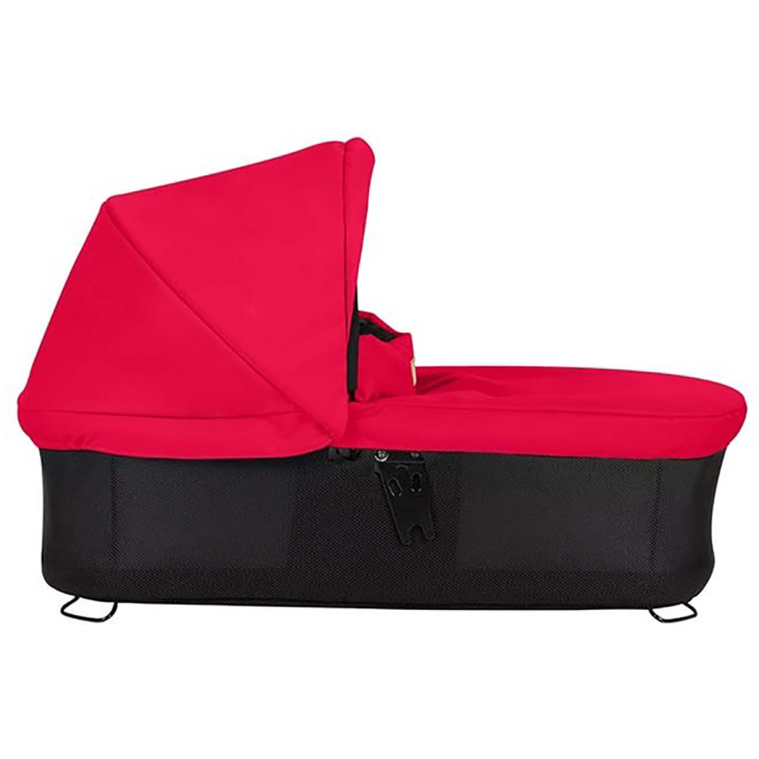 Mountain Buggy Mini &  Swift Carrycot - Berry