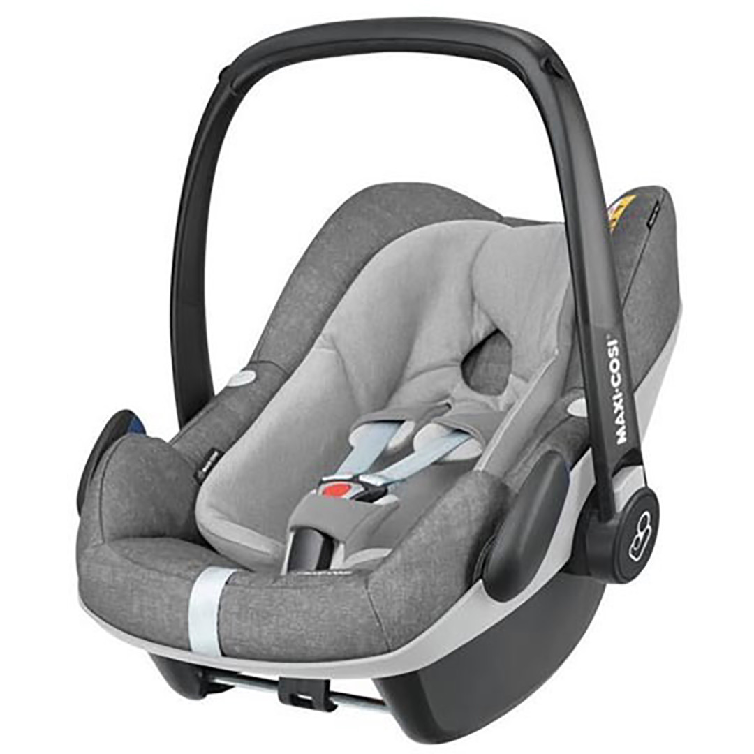 Maxi Cosi Pebble Plus - Nomad Grey