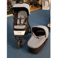 Mountain Buggy Luxury Urban Jungle - Pepita