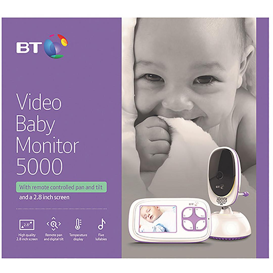 BT monitor 5000
