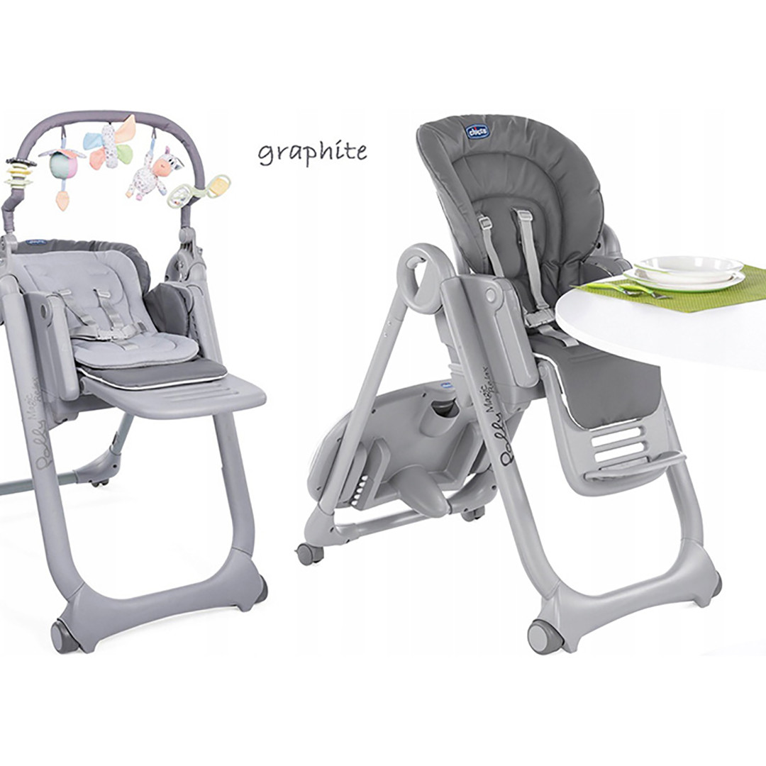 Chicco Polly Magic Relax - Graphite