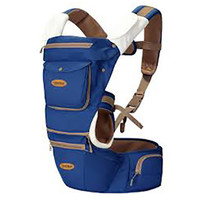 Clevamama Ergonomic Baby & Hip Carrier