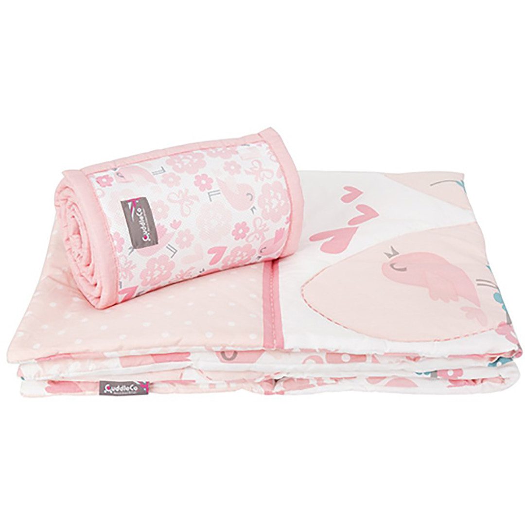 Comfi-Dreams 2 Piece Bedding Set - Love Birds