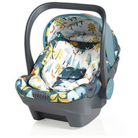Cosatto Dock I-Size Car Seat - Fox Tale