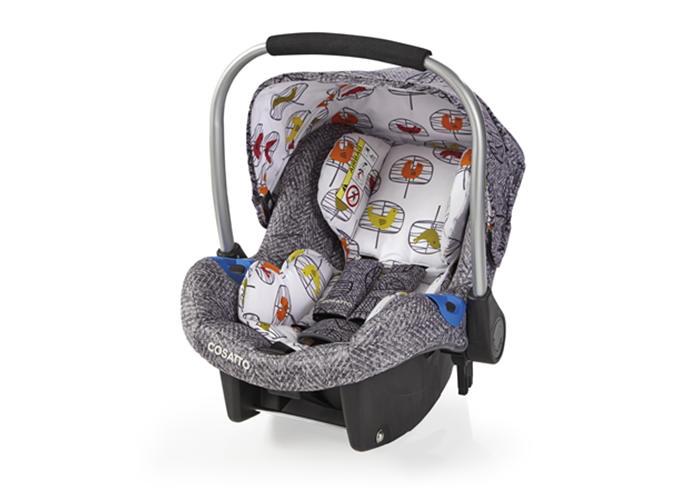 Cosatto Port Carseat - Dawn Chorus