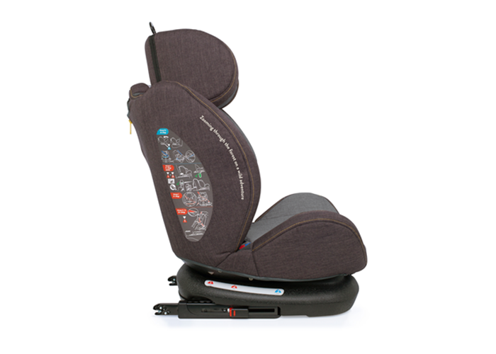 Cosatto All in All Car Seat- Mister fox