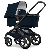 Bugaboo Fox Classic Complete - Grey Melange/Black