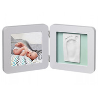 My Baby Touch Rounded Single Print Frame- Pastel