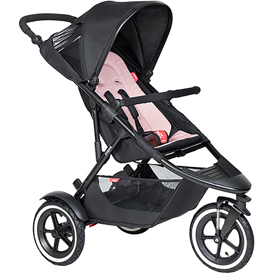 Phil & Ted Sport Pushchair - Blush