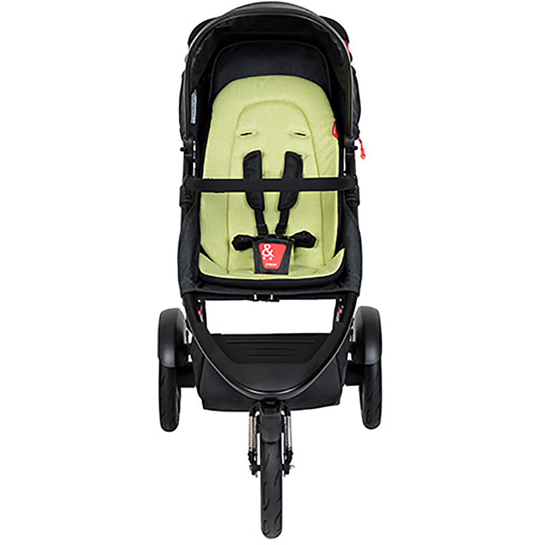 Phil & Ted Dash Pushchair - Apple