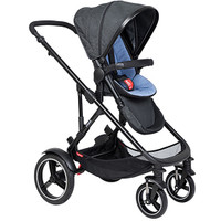 Phil & Ted Voyager Pushchair - Sky