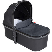 Phil & Ted Snug Carrycot - Black