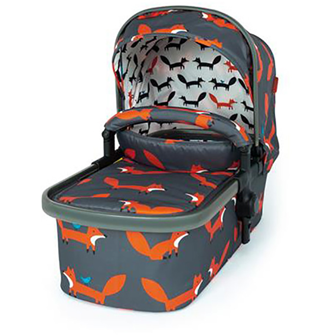 Cosatto Giggle 3 Pram and Pushchair - Mister Fox