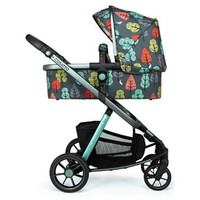 Cosatto Giggle Quad Pram and Pushchair - Hare Wood
