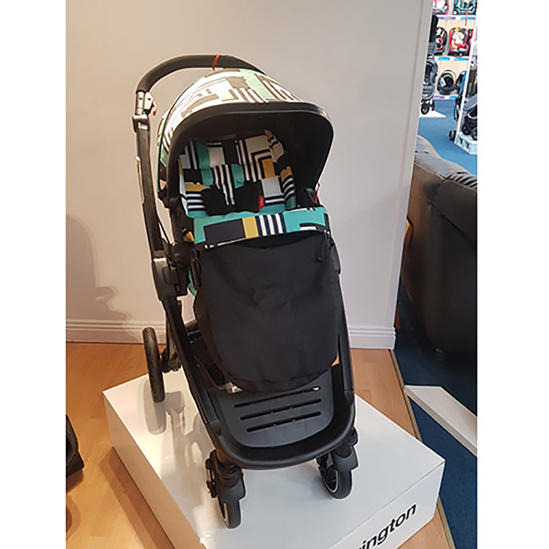 Phil Ted Mod 2 In 1 Pushchair Floor Model Only