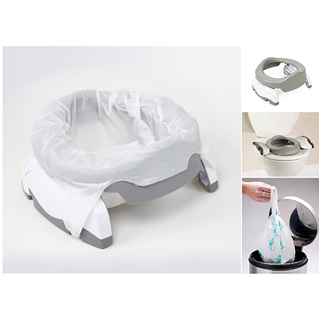 Portable Potty And Training Seat