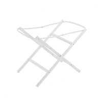 Baby Elegance Moses Basket Stand - White