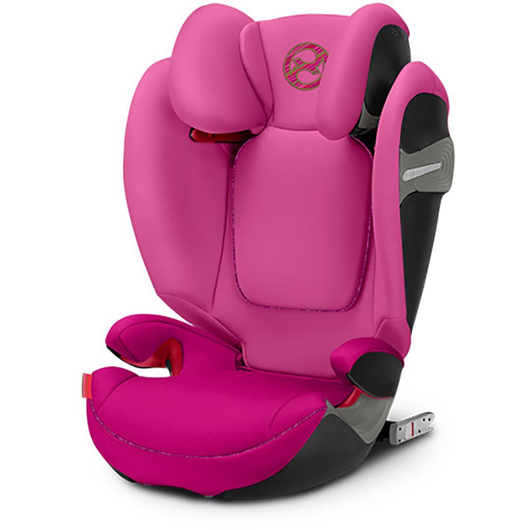 Cybex Solution S-Fix - Fancy Pink