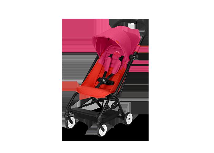 Cybex Eezy S Stroller -Fancy Pink