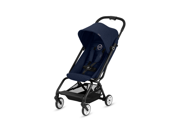 Cybex Eezy S Stroller - Denim Blue