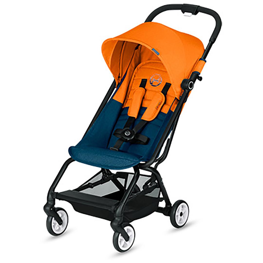Cybex Eezy S Stroller - Tropical Blue
